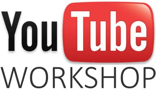 youtube-workshop